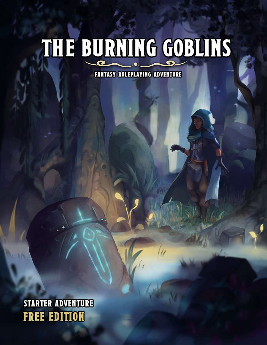 The burning goblins