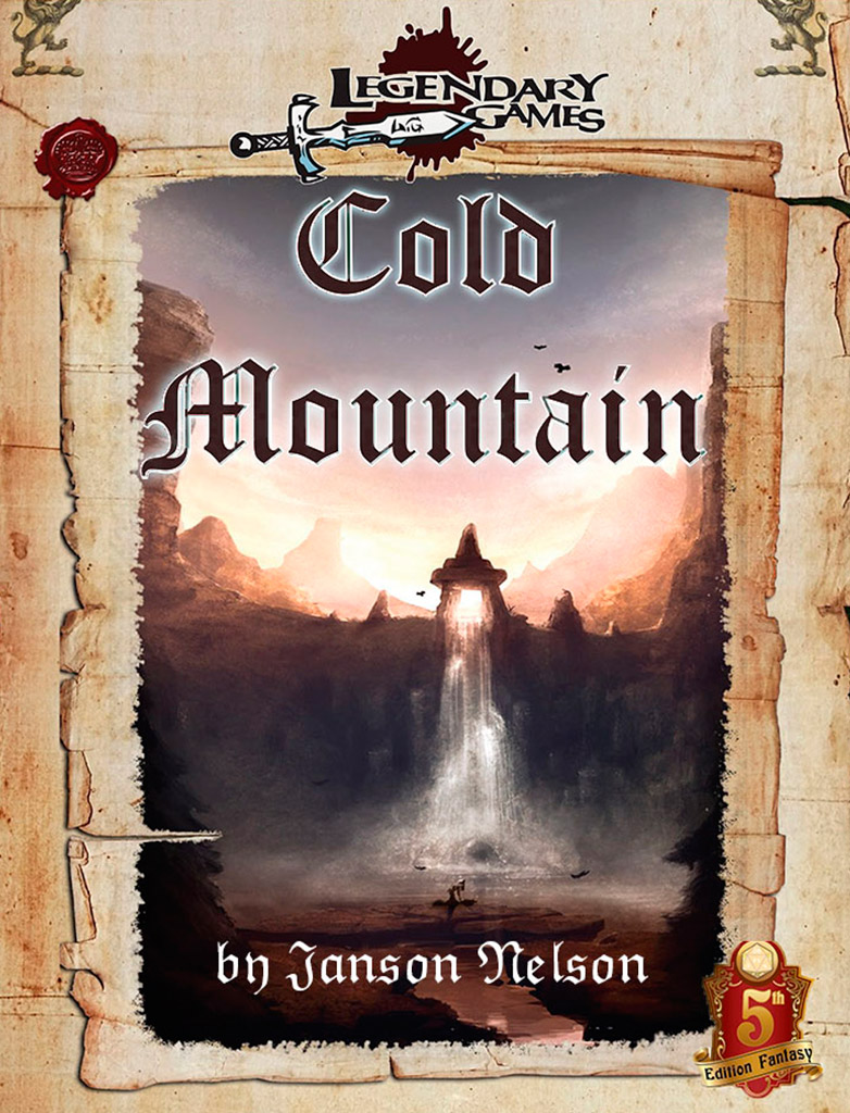 coldmountain cover