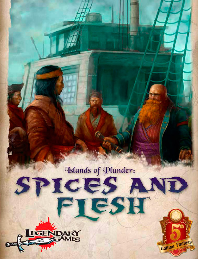 Spices and Flesh